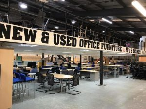 Used Office Furniture Glasgow, Edinburgh, Stirling, Ayrshire