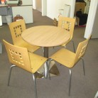 Used Cafe Furniture Just In