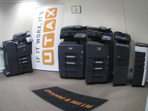 Photo-copier showroom