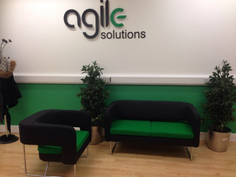 Reception Seating Success - Agile Solutions