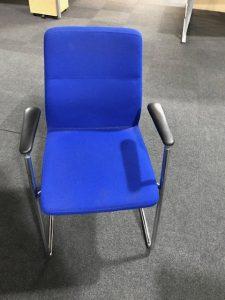 Ex Display Fulcrum Meeting Room Chairs