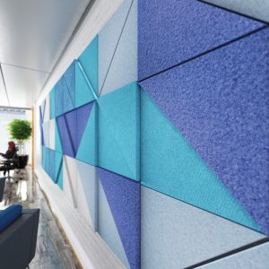 Piano Acoustic Wall Tiles
