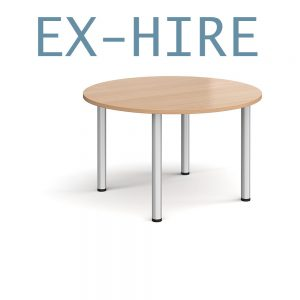 Used Round Meeting Table