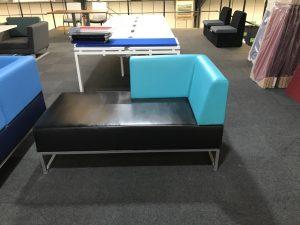 Ex Display Aqua & Black Single Piece Reception Unit
