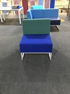 Cancelled Order - Dams 1 Seater Reception Seat