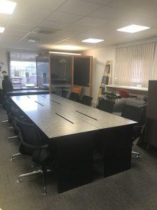 Ex Display Sven Fulcrum Executive Boardroom Table