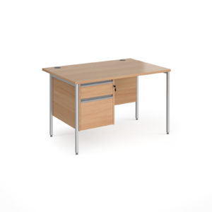 Contact 25 H Frame Desk