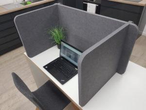 Desktop Acoustic Screens