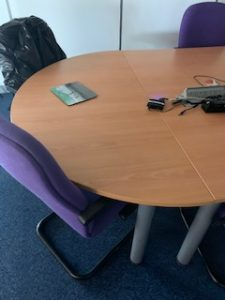 Used Conference Meeting Table