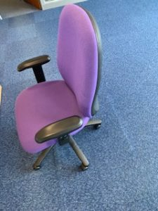 Used Stellar Operator Chair