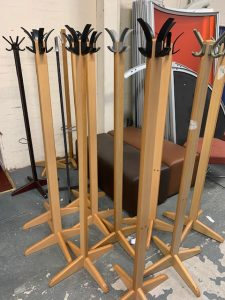 Second Hand Wooden Coat Stands