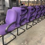 Used Fabric Meeting Room Chairs
