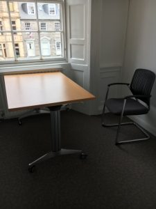 Used Rectangular Meeting Room Tables