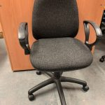 Used Charcoal Vantage Operator Chair