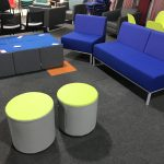 DAMS Social Spaces Seat Pod