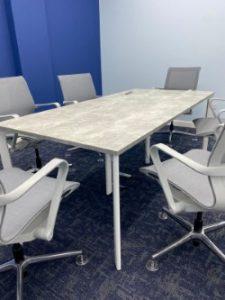 Ex Display Sven XRange Boardroom Table