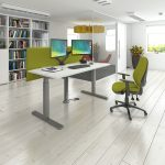 Elev8 Touch straight sit-stand desk