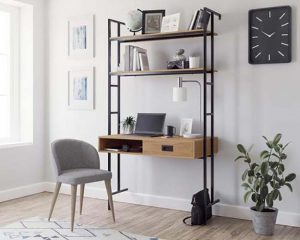 Hythe Wall Mounted Desk
