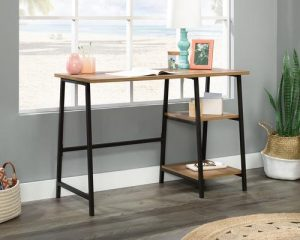 Industrial Style Home Office Bench