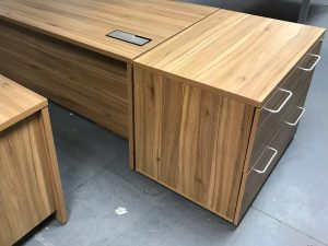 Used Office Interiors Side Filer Storage