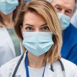 Type IIR EN14683 3-ply medical masks