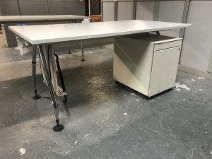 Used Vitra Ad Hoc Desk/Table