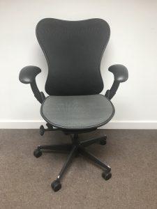 Used Herman Miller Mirra Chair