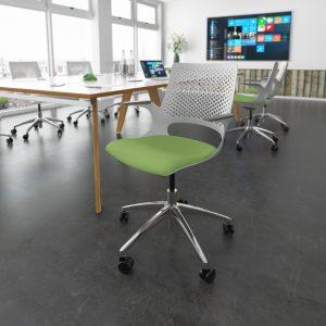 SOLUS Designer Operator Chair